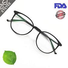 Reading Glasses Round Computer Readers for Women Men Eyeglasses Frames for Presc