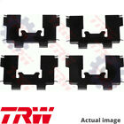 NEW ACCESSORY KIT DISC BRAKE PADS FOR SUZUKI ALTO HA12 HA23 G13BB G16B G13BA TRW