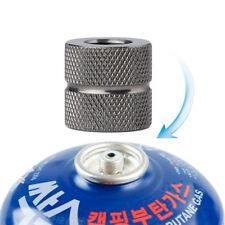 Para el suministro de tanque de gas relleno Válvula Cilindro Tanque Inflable Recarga Adaptador 1Pc