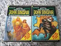 2 x John Sinclair Sammelband : 1381 und 1384