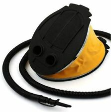 5L Bellows Blow Air Inflate & Deflates Portable Foot Pump (Camping, Holiday Etc)