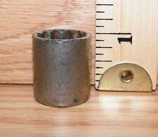 "Genuine Craftsman (44308) 19mm 12 Point 3/8"" Drive Socket Only **U.S.A.**"