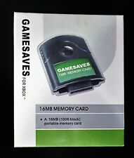 New 16Mb Memory Card for the Original Microsoft Xbox