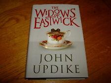 JOHN UPDIKE-THE WIDOWS OF EASTWICK-SIGNED-HB-F-UNREAD-2008-HAMISH HAMILTON-RARE