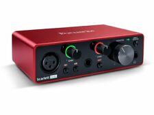 Focusrite Scarlett Solo (3rd Gen) Scheda audio USB