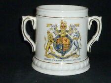 Wonderful Vintage Elizabeth II Coronation Cup by Brentleigh Ware, 1953