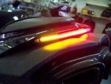 NINJA ZX6R 2007-2008 Low Profile Run/Brake/Turn LED Light Bar - Clear Lens ZX-6R