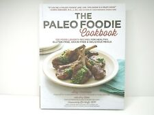 Paleo Foodie Cookbook 120 Recipes for Healthy Gluten Grain Free Tasty Meals NEW
