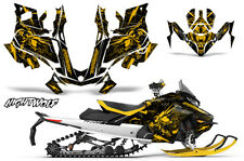 Ski-Doo Summit Renegade 850 Decal Graphic Kit Sled Gen 4 Snowmobile Wrap NW YLLW