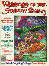 Marvel Comics Super Special # 11: Warriors of the Shadow Realm (USA,1979)