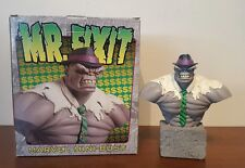 "INCREDIBLE HULK 2001 MR. FIXIT 6.5"" MINI BUST MARVEL BOWEN DESIGNS #1010 OF 2500"
