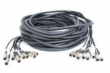 Mogami 2932 5-Pin DIN MIDI -to- 5-Pin DIN MIDI 70ft. 8-Ch. Snake Cable