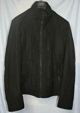 Hugo Boss Men's Black Jacket Coat Size 50 Used Condition