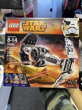 LEGO Star Wars Rebels TIE Advanced Prototype #75082. New In Box.