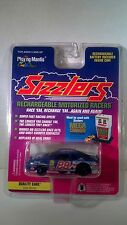 Dale Jarrett Quality Care Blue NASCAR 1996 Playing Mantis Sizzlers Race Car