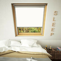 Blackout Thermal Skylight Roller Roofblind for Fakro Windows all colours & model