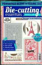 Die-Cutting Essentials #49 Factory Packaged Unopened - Includes all items