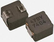 5 x Panasonic ETQPM5 Wire-wound SMD Inductor Metal Composite Core 2.45 μH 14A
