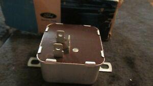 NOS 1970 FORD GALAXIE XL LTD CUSTOM 500 BROUGHAM HEATED REAR WINDOW RELAY NEW