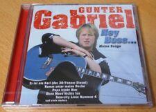 Gunter Gabriel + CD + Ehi BOSS + Le mie canzoni + album fantastico con 14 forti Hits