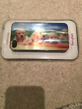 Puppy (Labradors) Case For Iphone 4 / 4S