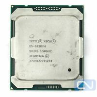 Intel® Xeon® Processor E5-1620 v4 10M Cache, 3.50 GHz - QUADCORE