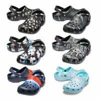 Crocs Classic Seasonal Graphic Clog Unisex Clogs | Slippers | garden shoes - NEW