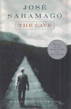 "JOSE SARAMAGO ""The Cave"" SIGNED First Printing of the FIRST EDITION"