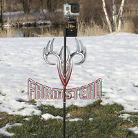 Stic-N-Pic Action Stic Video and Trail Camera Holder 29 inches Black #00328