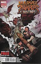 Marvel Zombies Destroy! No.3 / 2012 Peter David & Al Barrionuevo