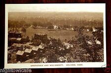 Springdale & Williamsett Holyoke Massachusetts MA Antique Postcard