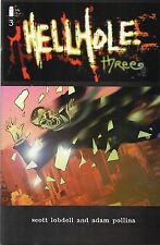 Image Comics Hellhole #3 October 1999 VF