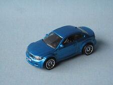 Matchbox BMW M1 Metallic Blue Toy Model German Sports car 70mm Long