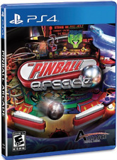 PS4 MISCELLANEOUS-PINBALL ARCADE PS4  GAME NEW