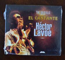 El Cantante [Remember/Fania] Héctor Lavoe Hector (CD, Feb-2010, fania) NEW