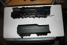 Rail king  BY MTH O gauge 6-8-6 S-2 SteamTurbine Engine # 30-1149-1 NEW mint