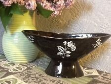 Lovely Wade Black Forest Window/Mantel Posy Vase #3607