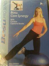 Bosu Core Synergy DVD with Candice Copeland Brooks. Brand New Sealed!!