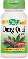 Dong Quai Root - 100 Capsules - Nature's Way