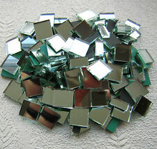 YK * 1Kg MOSAIC  MIRROR  GLASS  PIECES  *  4mm THICK