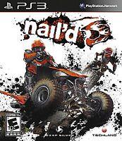Nail'd PlayStation 3 PS3