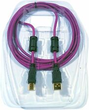 Hiper Plaqué Or Type A-B USB V2 480mbs 3m câble hlc-aubu-3 - pas de blister