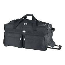 "Everest Duffel Bag 42"" Jumbo Rolling - 11,400 cu. in. - Black"