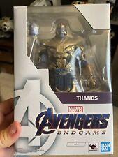 S.H. Figuarts Avengers Endgame Thanos Authentic