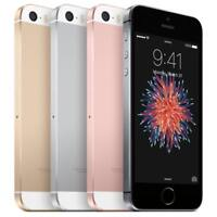 Apple iPhone SE UNLOCKED GSM (AT&T T-Mobile) 4G LTE Smartphone 16GB 64GB 128GB