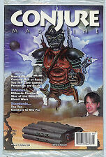 Conjure Magazine Issue #4 Brand New Mint 1995  Game Price Guide H11