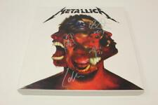 METALLICA COMPLETE X4 SIGNED AUTOGRAPH ALBUM VINYL RECORD BOX SET HARDWIRED REAL