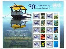 ONU New york - 2012 grussmarken Arc-droit maritime-Law of the sea # 1283-s 47