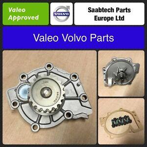 VOLVO WATER PUMP D5 DIESEL S60/V70/S80/XC90 - BRAND NEW - VALEO PART - 31293668