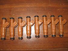 1986-2004 Mustang Gt 30lb Bosch injectors 4-hole upgrade 5.0 4.6 Cobra Ford LS1